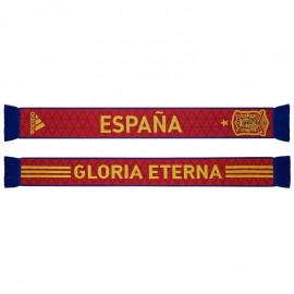 Echarpe Espagne Football Rouge Homme Adidas