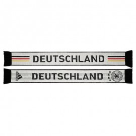 Echarpe Allemagne Football Blanc Homme Adidas