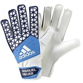 Gants Young Pro Mini Manuel Neuer Football Bleu Garçon Adidas
