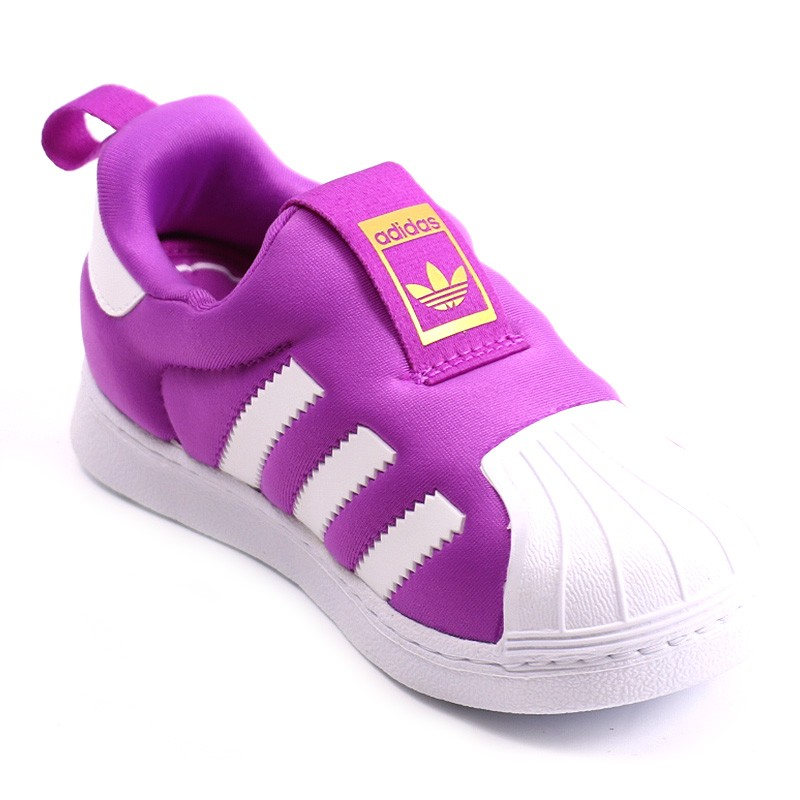 Chaussures Chaussures Bébé Ebay Ebay Violet Superstar Fille 360 Adidas  6461ZR b0d73eb3f49b