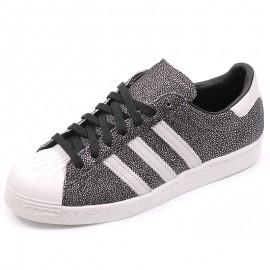 Chaussures Superstar 80'S  Noir Homme Adidas