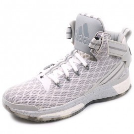 Chaussures D Rose 6 Boost Basketball Gris Homme Adidas