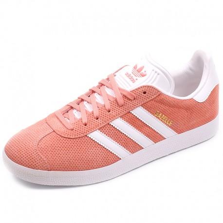W - Gazelle Chaussures De Sport Pour Femmes / Adidas Rose Vm6b4Cp