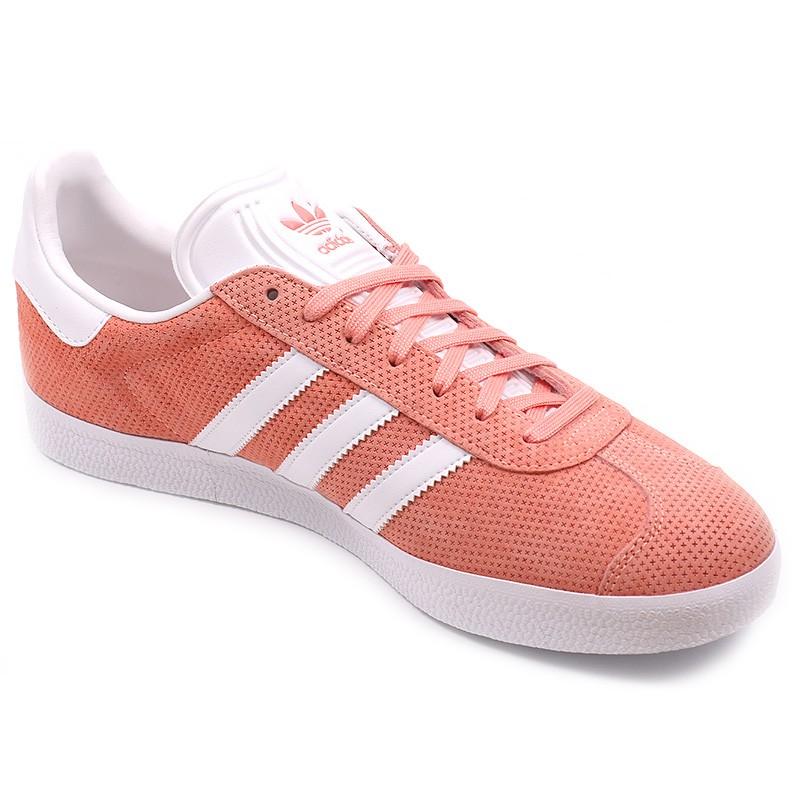 adidas femme basket gazelle rose