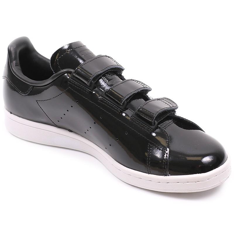 chaussures stan smith verni noir homme adidas. Black Bedroom Furniture Sets. Home Design Ideas
