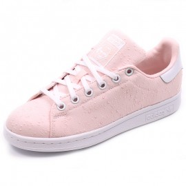 Chaussures Stan Smith Rose Femme/Fille Adidas
