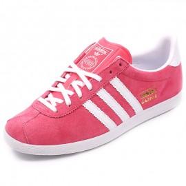 Chaussures Gazelle Og Rose Femme Adidas