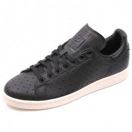 Chaussures Stan Smith Noir Garçon/Homme Adidas