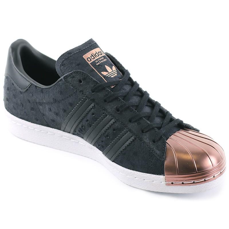 Chaussures Superstar 80'S Noir Femme Adidas