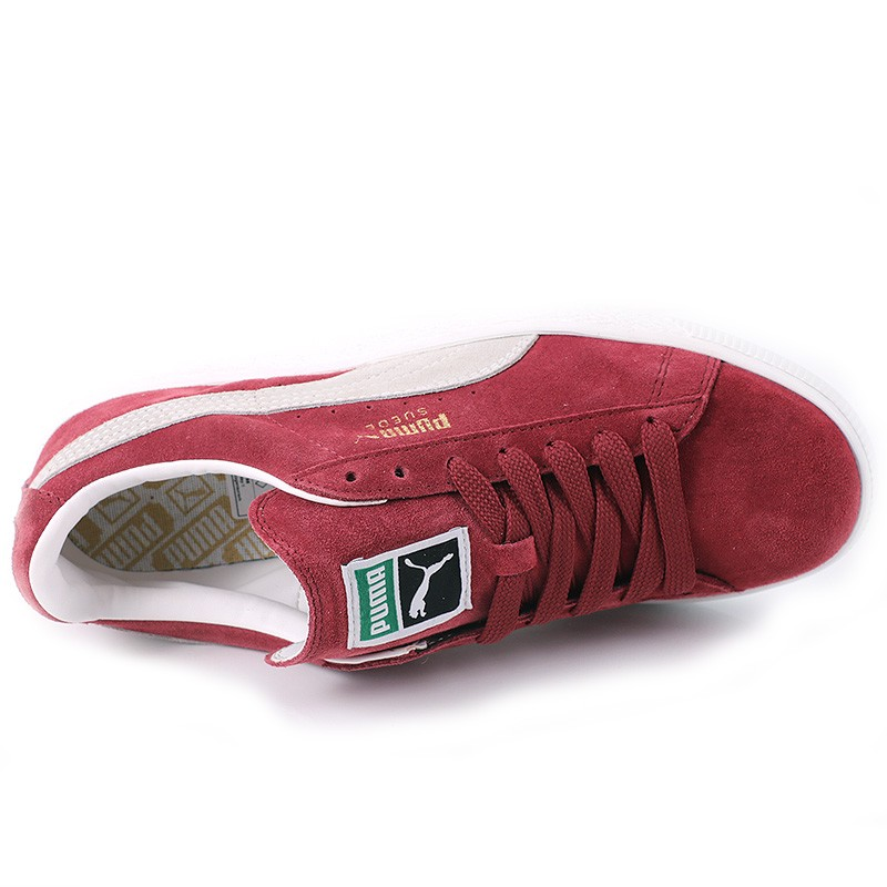 ClassicRouge Puma ClassicRouge Homme Chaussures Homme Chaussures Suede Suede W9YH2EIeD