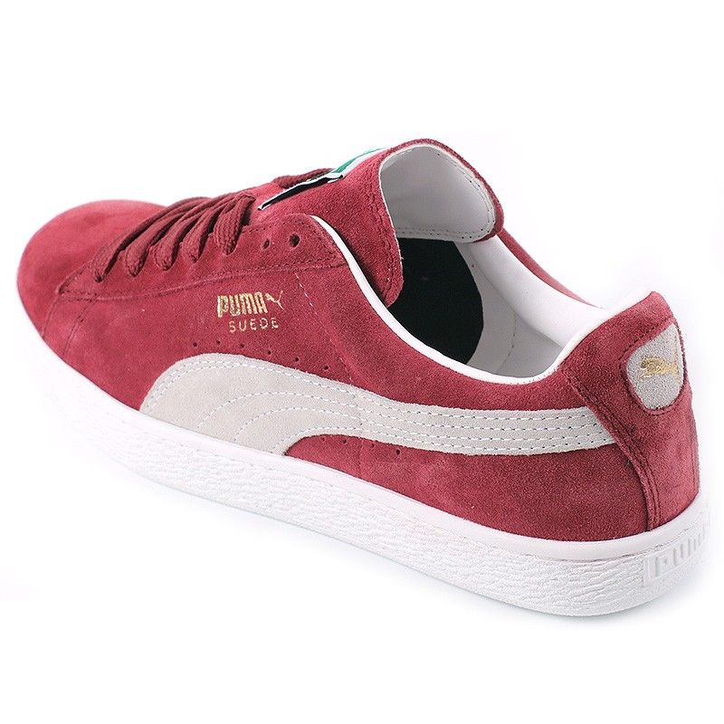 amp; Homme Rouge Puma Classic Junta Chaussures Suede Zwyupqx xBPwq8w