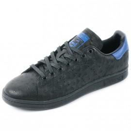 Chaussures Stan Smith Noir Bleu Homme/Garçon Adidas