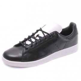 Chaussures Stan Smith Noir Blanc Homme Adidas