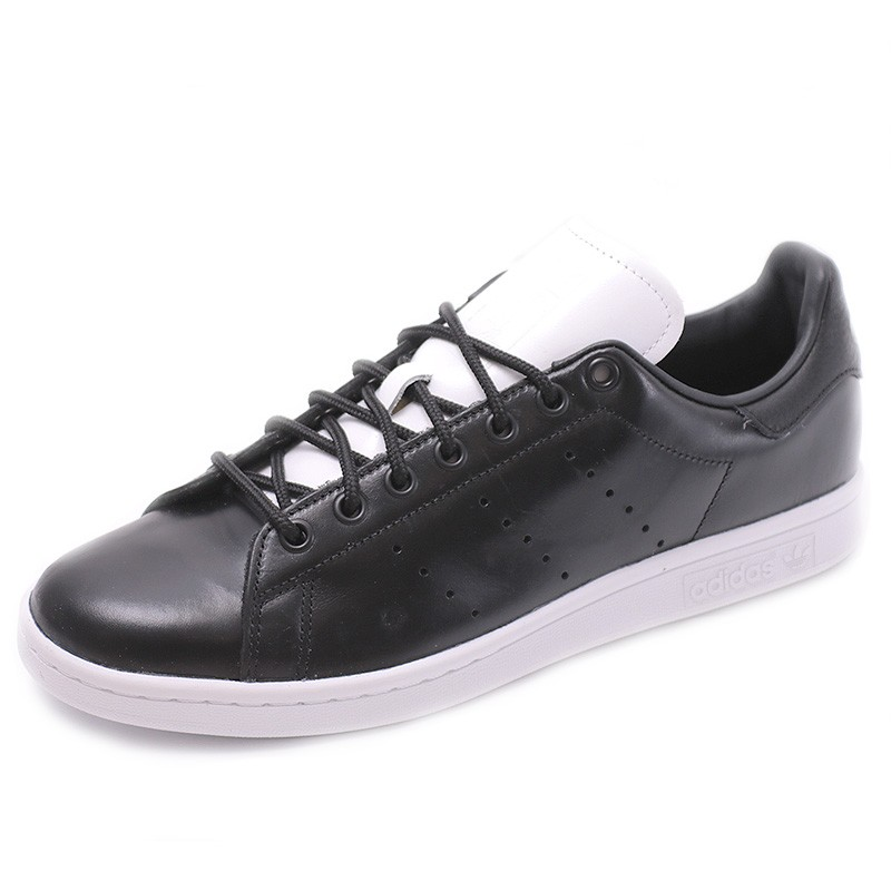 exclusive shoes order online ever popular Chaussures Stan Smith Noir Blanc Homme Adidas