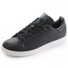 Chaussures Stan Smith Noir Femme Adidas