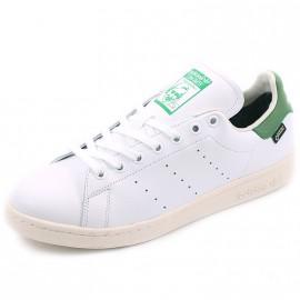 Chaussures Stan Smith Gore-Tex Blanc Vert Homme Adidas