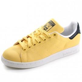 Chaussures Stan Smith Jaune Femme Adidas