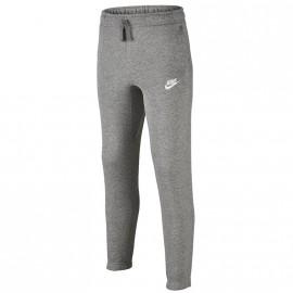 Pantalon Entrainement Gris Garçon Nike