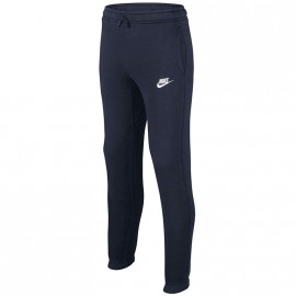 Pantalon Entrainement Marine Garçon Nike