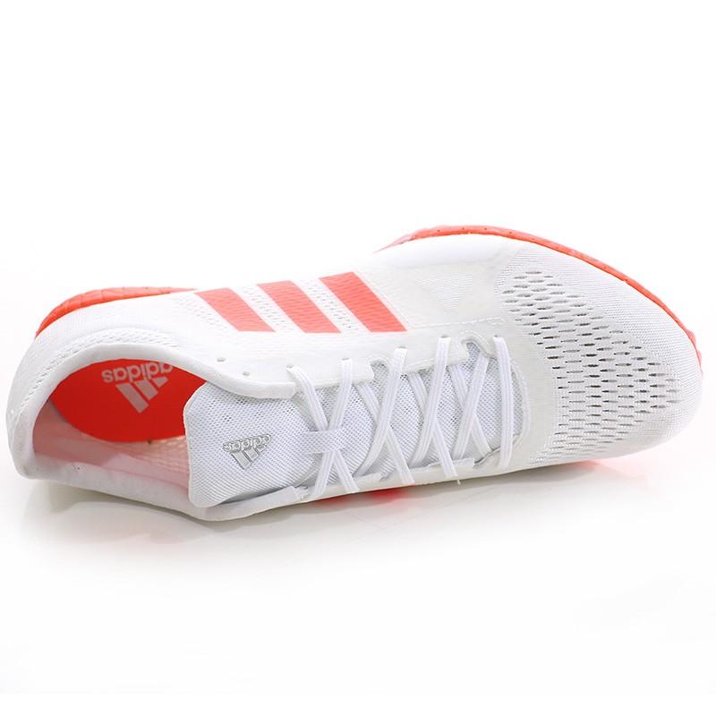 Athlétisme Chaussures Rouge Homme Adizéro Femme Adidas Blanc Middle QBWdxCEreo