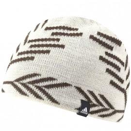Bonnet Snowflake Blanc Femme Adidas