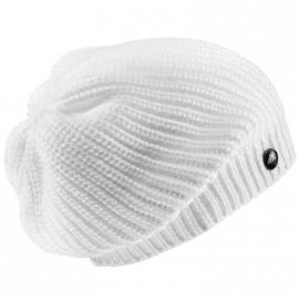 Bonnet Essential Blanc Femme Adidas