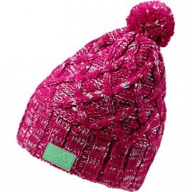Bonnet Tricot Rose Femme Adidas