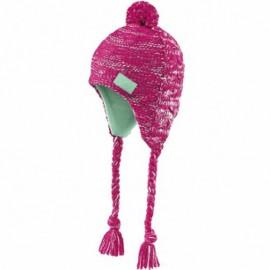 Bonnet Péruvien Rose Femme Adidas