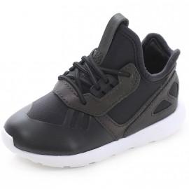 Chaussures Tubular Runner Xenopeltis Noir Garçon Adidas
