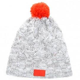 Bonnet Tricot Gris Fille/Femme Adidas