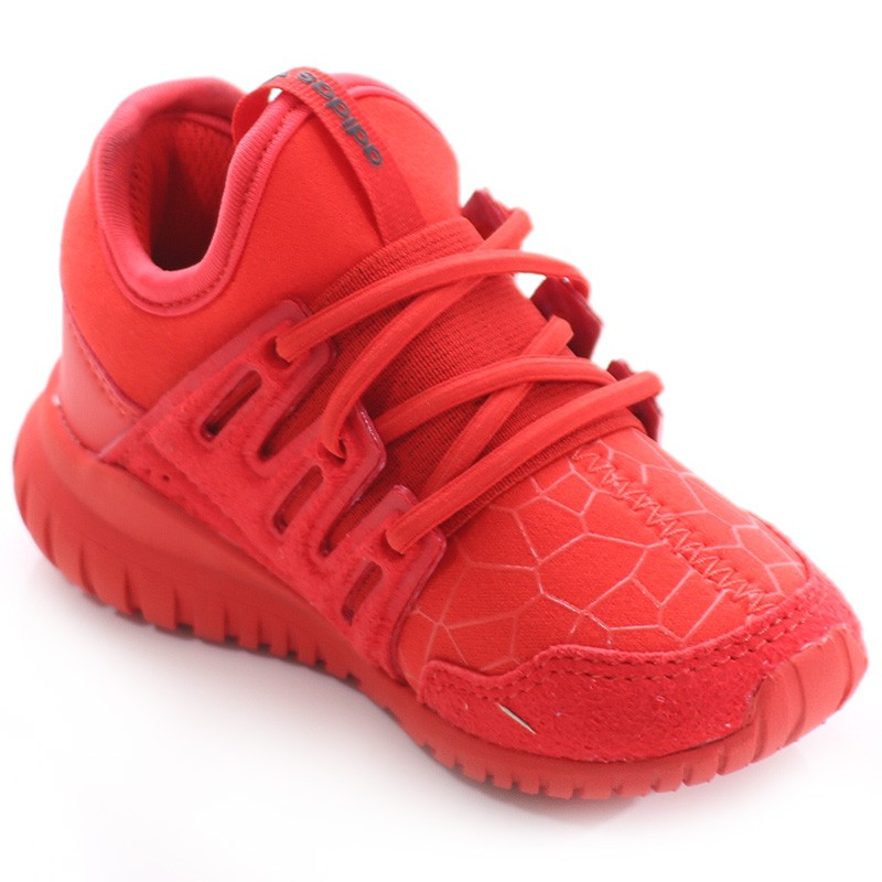 Chaussures Tubular Radial Rouge Garçon Adidas ubSwzfy6