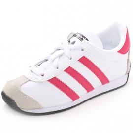 Chaussures Country OG EL Blanc Fille Adidas