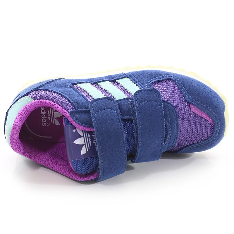Chaussures ZX 700 CF Bleu Garçon Adidas