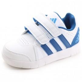 Chaussures LK Trainer 7 CF Blanc Garçon Adidas