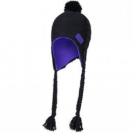 Bonnet Péruvien Noir Femme Adidas