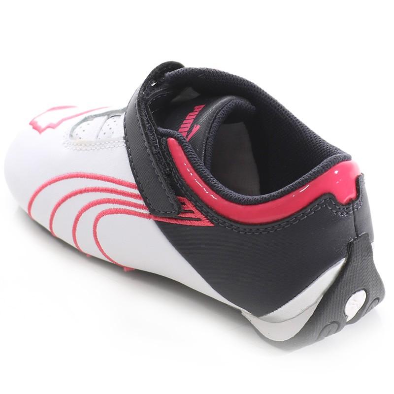 Big Rose Blanc Fille Puma Cat Bébé M1 Chaussures Future YgIf6yb7v
