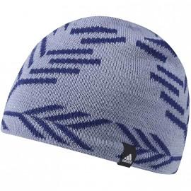 Bonnet Snowflake Bleu Homme/Femme Adidas