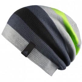 Bonnet Striped Gris Homme/Femme Adidas