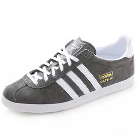 Chaussures Gazelle OG Gris Femme Adidas