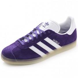 Chaussures Gazelle Violet Homme Adidas