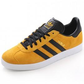 Chaussures Gazelle Marron Noir Homme Adidas