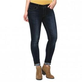 Jean 711 Skinny Bleu Femme Levi's