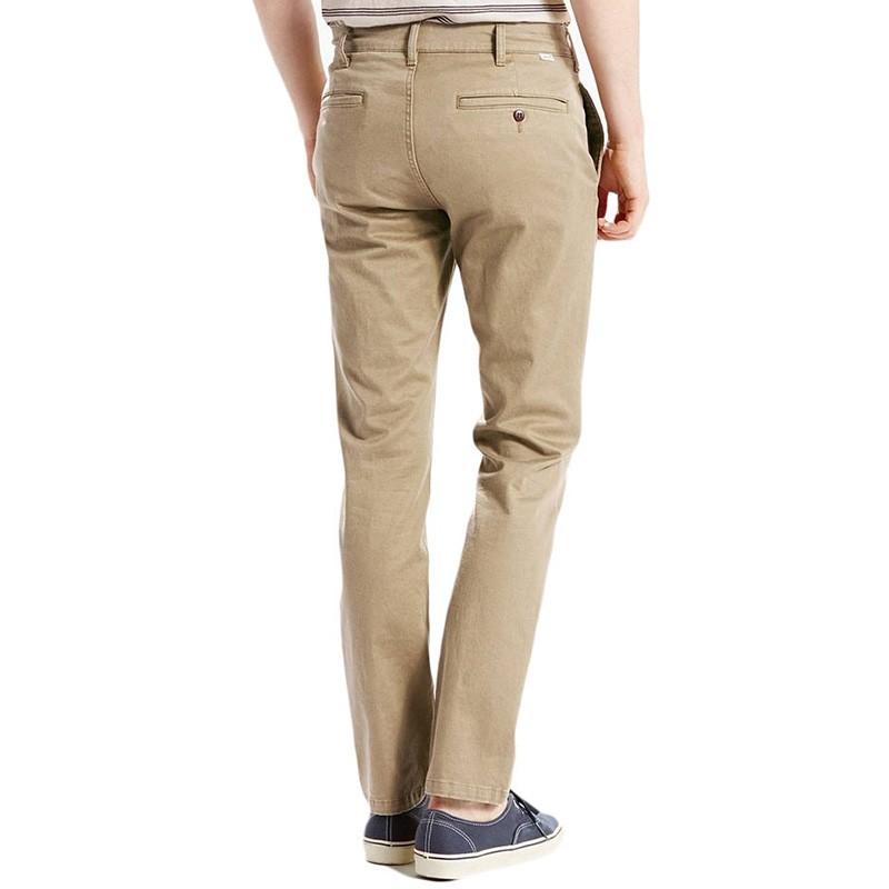 pantalon chino slim 511 marron homme levi 39 s. Black Bedroom Furniture Sets. Home Design Ideas