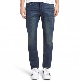Jean 501 CT Tapered Bleu Homme Levi's