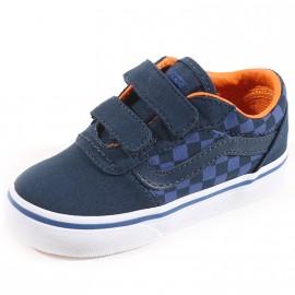 Chaussures Milton V Bleu Garçon Vans