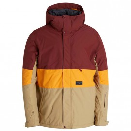 Veste Legacy block Ski/Snowboard Orange Homme Billabong