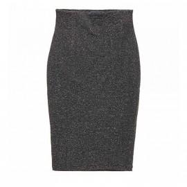 Jupe crayon Shimmer Luxe noir Femme Superdry