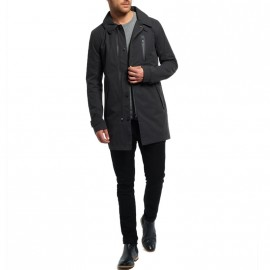 Trench coat Rogue Storm Noir Homme Superdry