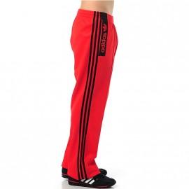 Pantalon Beckenbauer TP Rouge Homme Adidas