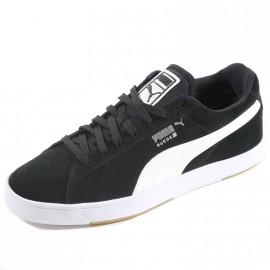 Chaussures Suède S Noir Homme Puma
